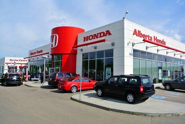 Alberta Honda, Edmonton, AB, T5E 6M7