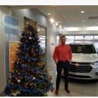 Branden Pulleyblank at Garber Chevrolet Highland