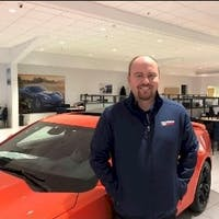 Ryan Alberson at Garber Chevrolet Highland
