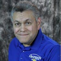 Robert  Avalos at Garber Chevrolet Highland