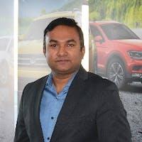 Tanveer Haider at Auto Haus Volkswagen