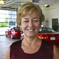 Linda Schaefer at Autohaus BMW
