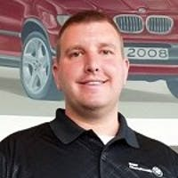 Joe Bauer at Autohaus BMW