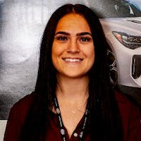 Amanda Miller at Winnipeg Kia