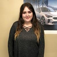 Savannah Svein at Winnipeg Kia - Service Center