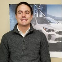 Evan Hoger at Winnipeg Kia