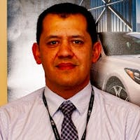 Ervin Urizar at Winnipeg Kia