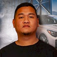 Allan Flores at Winnipeg Kia