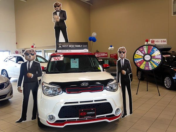 Winnipeg Kia, Winnipeg, MB, R3T 6A9