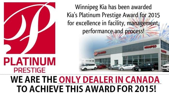 Winnipeg Kia - Service Center, Winnipeg, MB, R3T 6A9