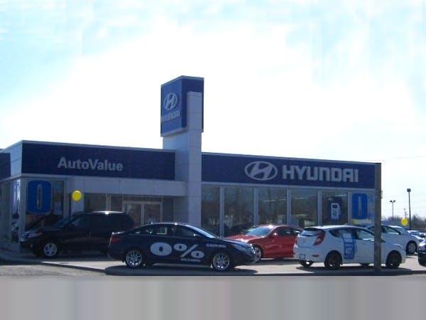 AutoValue Hyundai Niagara Falls, Niagara Falls, ON, L2H 1J9