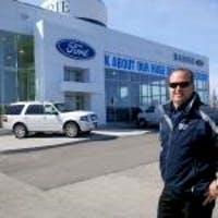 Robert J. Elrick at Barrie Ford