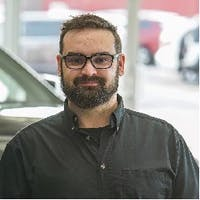 Adrian Sembay at Blue Mountain Chrysler