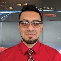 Ibrahim Khan at Bramgate Volkswagen