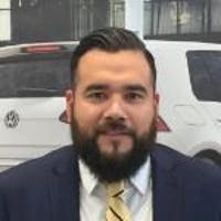 Christopher  Fernandez at Bramgate Volkswagen