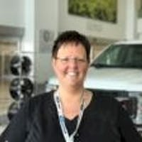 Nicole Jackson at Cam Clark Ford Airdrie
