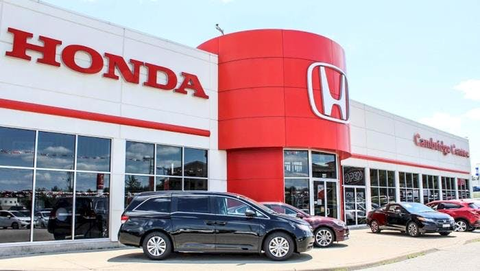 Cambridge Centre Honda, Cambridge, ON, N1R 3H8