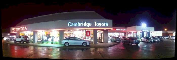 Cambridge Toyota, Cambridge, ON, N3H 4R7