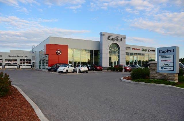 Capital Chrysler Jeep Dodge, Ottawa, ON, K2V 1E2