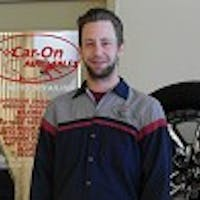Justin Murray at Car-On Auto Sales