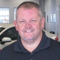 Eddie  Lotts at Berglund of Bedford Ford Buick GMC