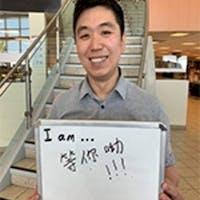 Kingsley Zhang at Charlesglen Toyota