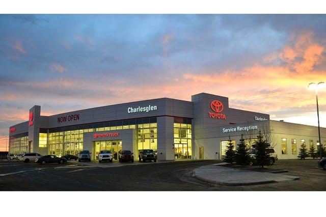Charlesglen Toyota, Calgary, AB, T3R 1R8