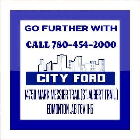 City Ford, Edmonton, AB, T6V 1H5