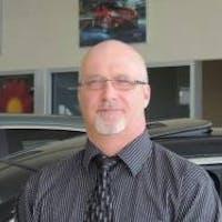 Michel  Ratte at Civic Motors Honda