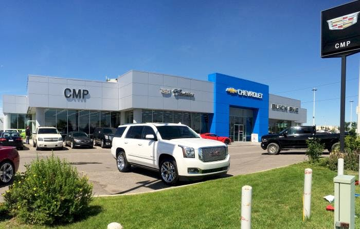 CMP Chevrolet Cadillac Buick GMC, Calgary, AB, T2A 6P9