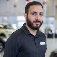 Barkatt  Abdul-Karim at St. Catharines Nissan