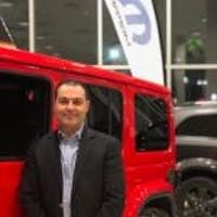 Albano Melo at Vaughan Chrysler