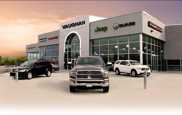 Vaughan Chrysler, Vaughan, ON, L4L 8R1