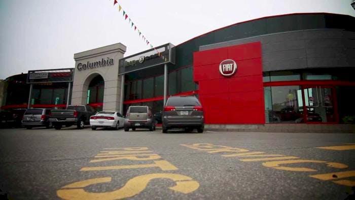Columbia Chrysler, Richmond, BC, V6X 2A9