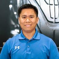 Alex  Tapia at Courtesy Ford Lincoln - Service Centre