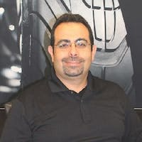 Adel Al-Rayes at Courtesy Ford Lincoln
