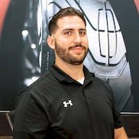 Juan Montoya at Courtesy Ford Lincoln