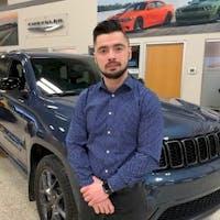 Nikolai Azimov at Crestview Chrysler Dodge Jeep