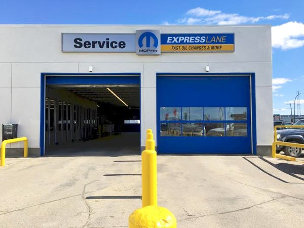 Crestview Chrysler Dodge Jeep - Service Center, Regina, SK, S4R 2P4