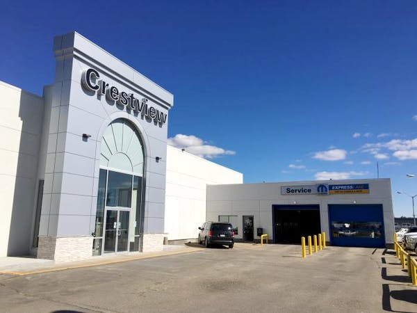 Crestview Chrysler Dodge Jeep, Regina, SK, S4R 2P4