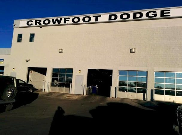 Crowfoot Dodge Chrysler Inc., Calgary, AB, T3G 3S7