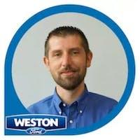 Mark Jensen at Weston Ford