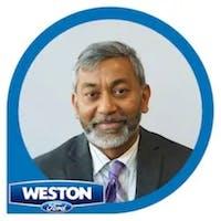 Khaled Habib at Weston Ford
