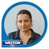 Villi Kaneva at Weston Ford
