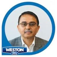 Amit Kapoor at Weston Ford