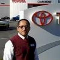 Luis Medina at Claremont Toyota
