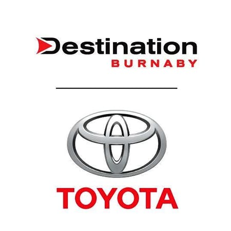 Destination Toyota Burnaby, Burnaby, BC, V5C 3Y5