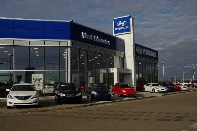 West Edmonton Hyundai, Edmonton, AB, T5S 1P5