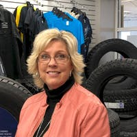 Sandra Krenbrink at Kelowna Chevrolet