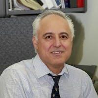Masoud Asghari at Downsview Chrysler Ltd